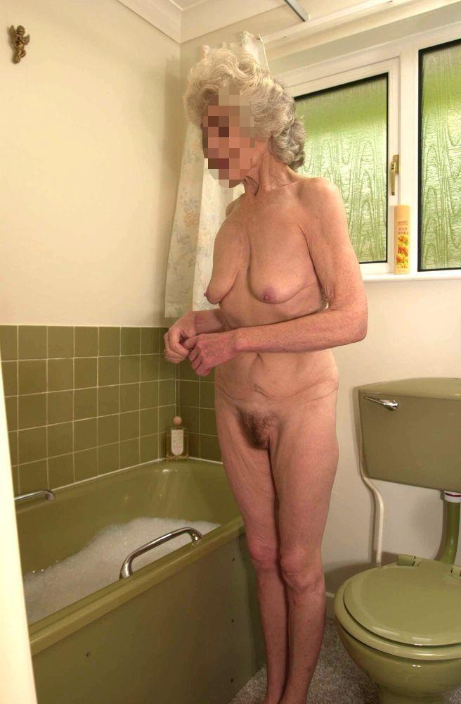 худые старухи голые фото