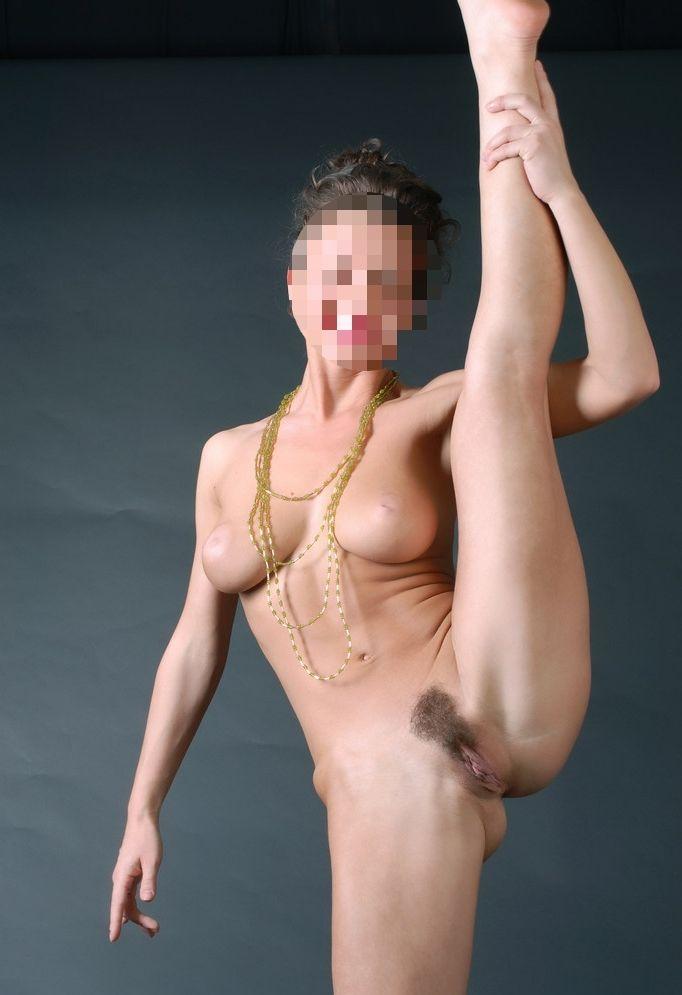 фото голых спортсменок гимнасток
